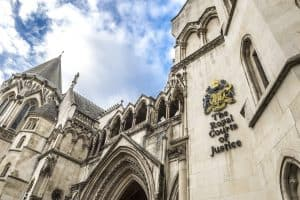 Lisa Phillips represents a client in the Court of Appeal